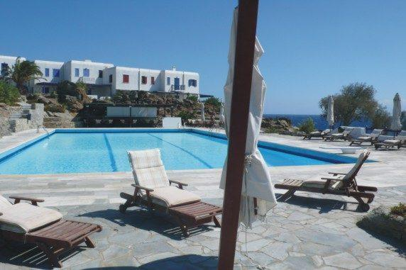 House in a Seaside Resort-Mykonos-2 - Image 1 - Mykonos - rentals