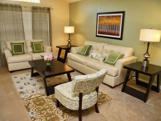 Living Area - AV4P320VD 4 Bedroom Pool Home in Aviana Gated Community Near Champions Gate Golf Resort - Davenport - rentals