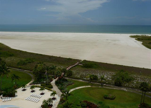 View from Balcony - South Seas Tower 2 Unit 1205 - Marco Island - rentals