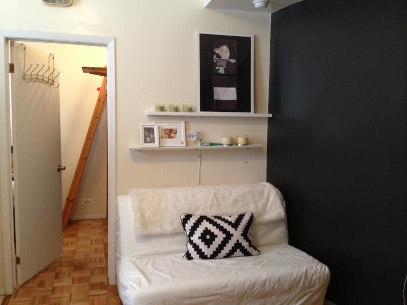 Living took w/ pullout  - Your very own NYC apt! - New York City - rentals