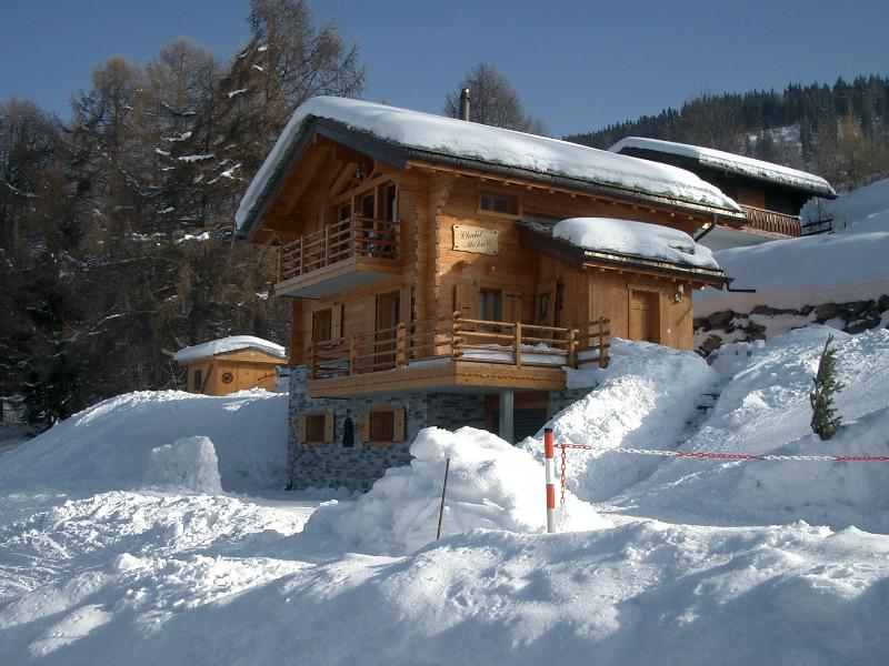 Winter - Top Chalet MOLAVI - Ski in Ski out - Mont Fort - Nendaz - rentals