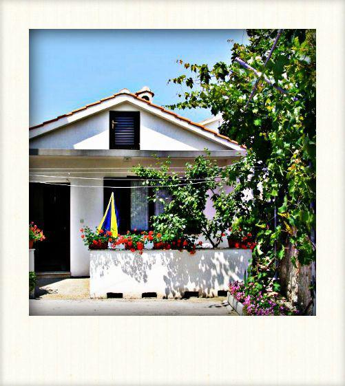 House from the outside - ISLAND KRK: Sweet house in the City - Krk - rentals