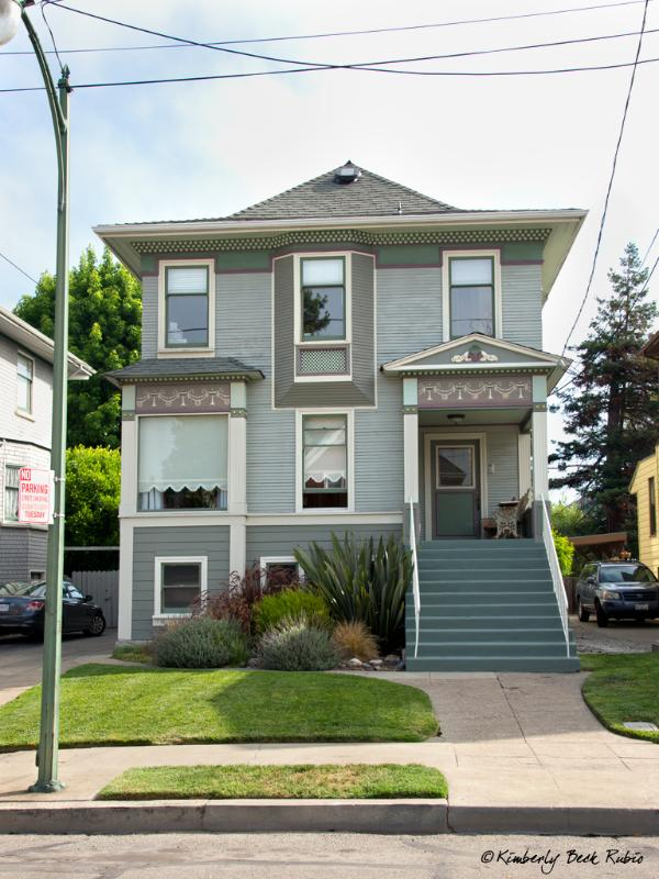 1898 Restored Victorian on Alameda Bronze Coast - ENJOY BEACH LIVING ON ALAMEDA ISLAND IN SF BAY - Alameda - rentals