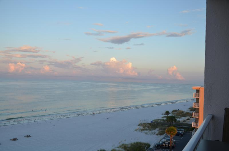 Never get tired of this view... - Great Gulf Front 2/2 Close to John's Pass. - Madeira Beach - rentals