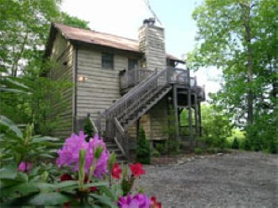 The Hoot in Spring - Affordable! Pet Friendly! Mountain Views! Spa! Secluded! - Maggie Valley - rentals