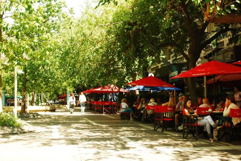 Peatonal Sarmiento, steps from your apartment in downtown Mendoza! - Cozy Apartment in the Heart of Downtown Mendoza - Mendoza - rentals