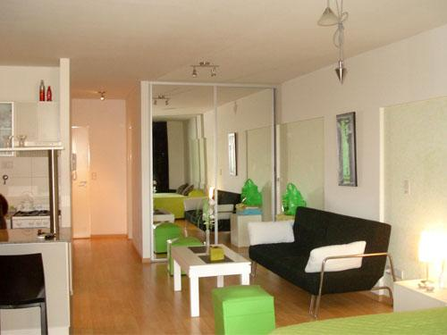Brand New Studio in Palermo w/balcony & pool - Image 1 - Buenos Aires - rentals