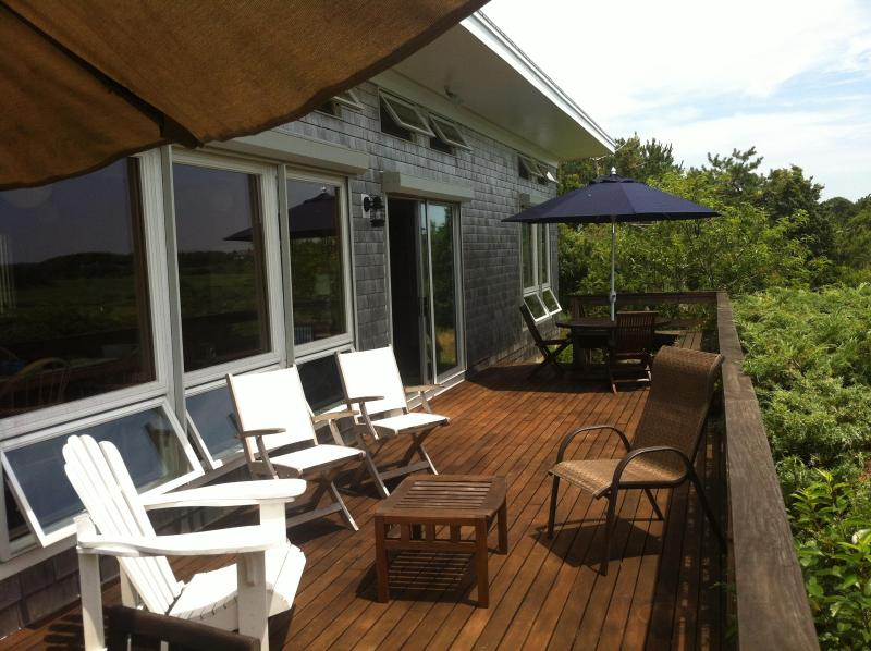 Sea Views, Privacy, Natural Paradise - Image 1 - Wellfleet - rentals