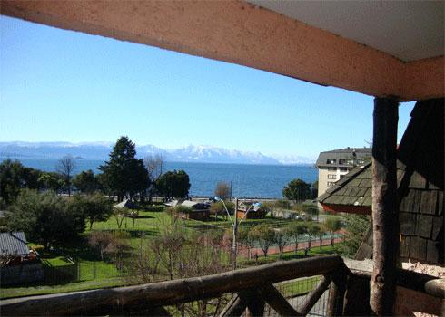 Apartment in front of the Lake in Villarrica - Image 1 - Villarrica - rentals