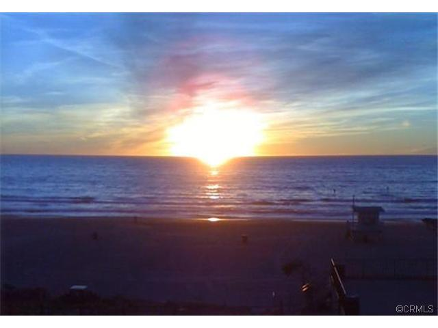 View from apartment at Sunset - Your Ultimate Beach Vacation! - Manhattan Beach - rentals