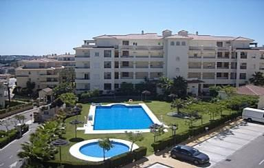 one of two pools on secure gated community - Lacala Hills  Costa Del Sol  3 bed Luxury apt. - La Cala de Mijas - rentals