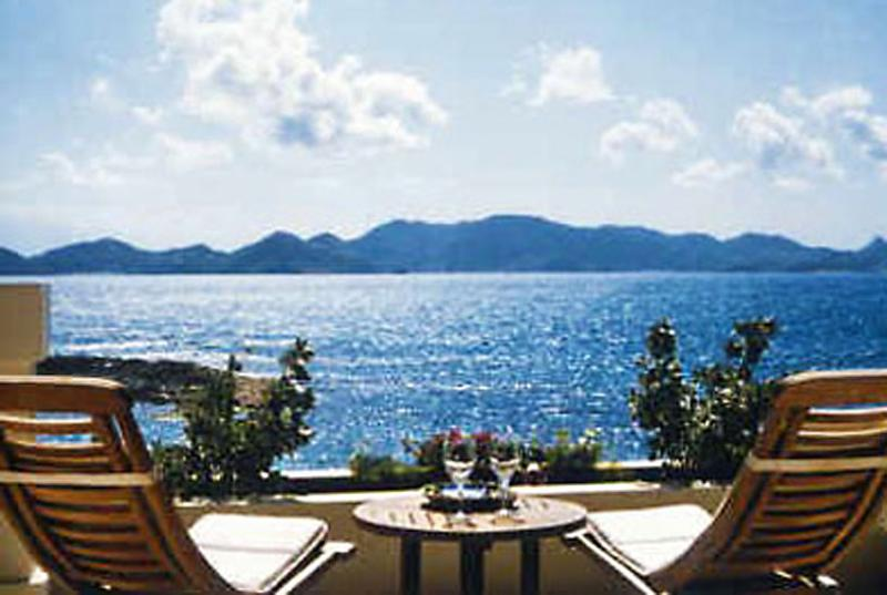 Anguilla Villa 34 Overlooking Its Own Secluded Strand Of White Sand Beach. - Image 1 - Anguilla - rentals