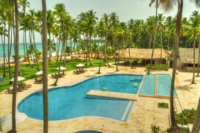 Las Terrenas Beachfront 2 Bedroom Apartment - Image 1 - Samana - rentals