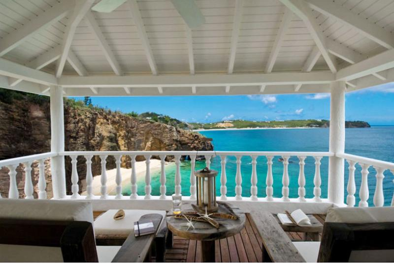 St. Martin Villa 104 Enjoy A Terrace With Oversized Infinity Styled Pool And Spectacular Views Of The Ocean And Nearby Baie Rouge Beach. - Image 1 - Saint Martin-Sint Maarten - rentals