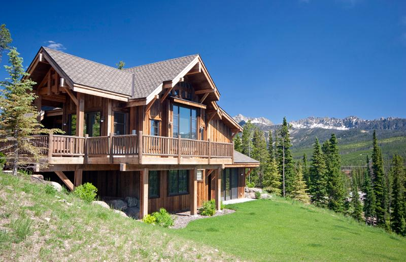 Alpine Meadows Chalet | 5 Silver Star - Big Sky - Montana - Alpine Meadows Chalet 5 Silver Star - Big Sky - rentals