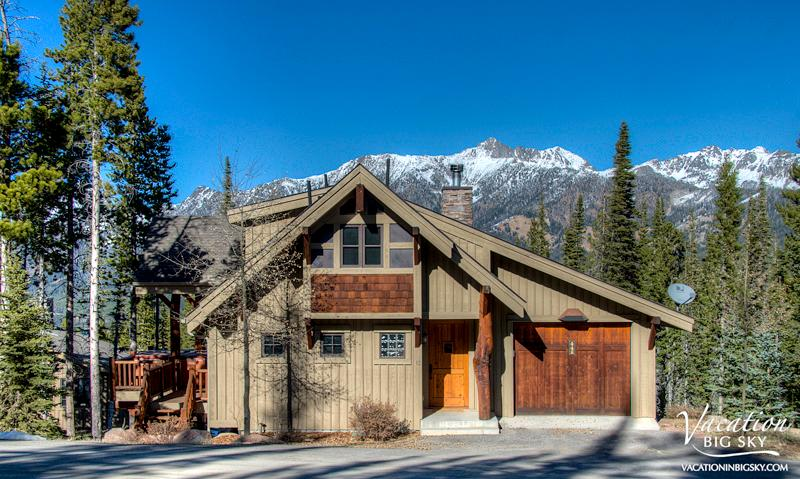 Moonlight Mountain Home | 44 Cowboy Heaven - Big Sky - Montana - Moonlight Mountain Home 44 Cowboy Heaven - Big Sky - rentals