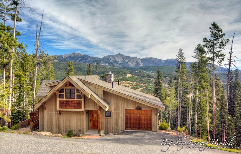 Moonlight Mountain Home | 9 Indian Summer - Big Sky - Montana - Moonlight Mountain Home 9 Indian Summer - Big Sky - rentals