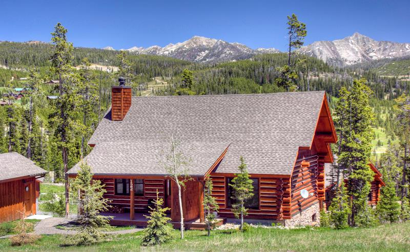 Powder Ridge Cabin | 122 Rosebud Loop - Big Sky - Montana - Powder Ridge Cabin 122 Rosebud Loop - Big Sky - rentals