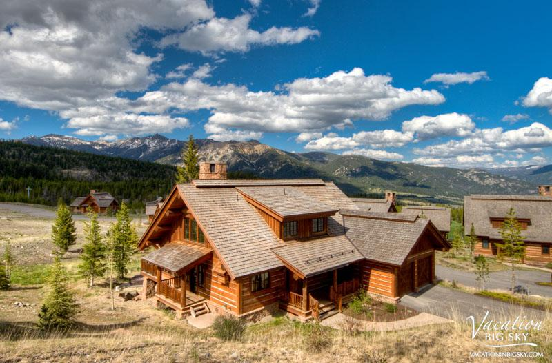 Spanish Peaks Cabin | 147 Nighthawk - Big Sky - Montana - Spanish Peaks Cabin 147 Night Hawk - Big Sky - rentals