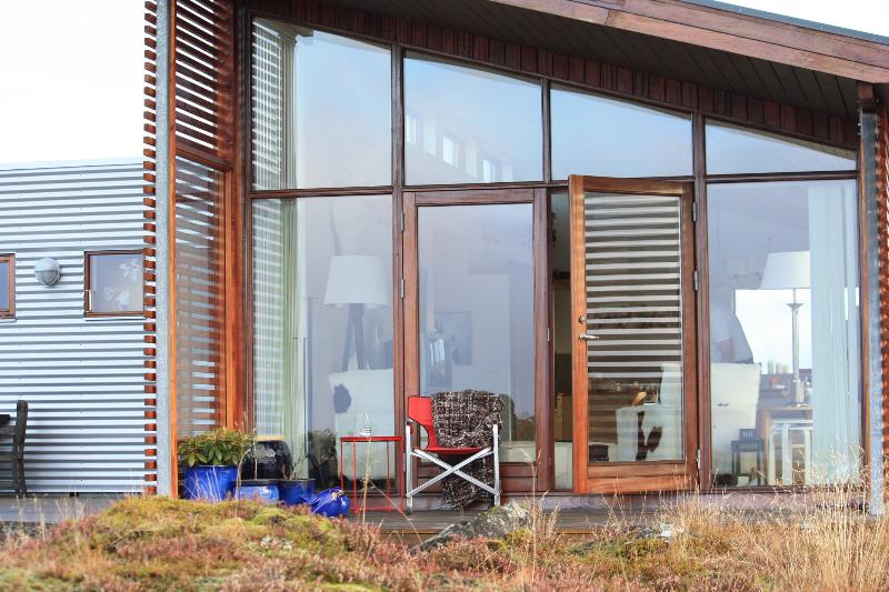 outside - Selfoss- Golden Circle, South Iceland-house - Selfoss - rentals