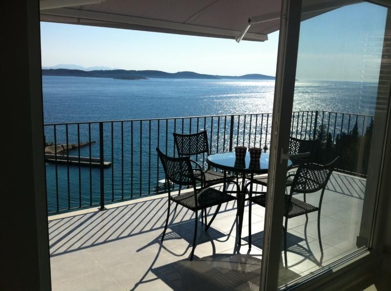 Breathtaking view - Blue Bay Residence - One&Only sea view apartment - Hvar - rentals
