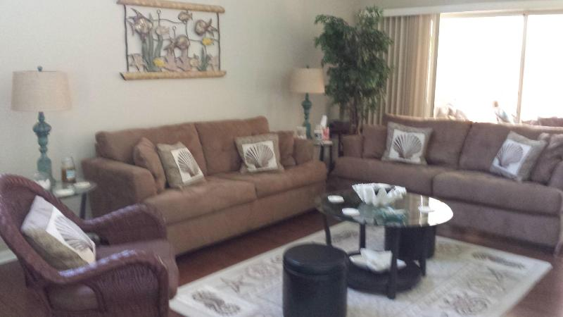 Living Room - VILLA SNOWBIRD - Fort Myers - rentals