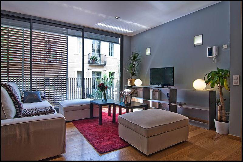 Living room - Gracia Holiday 1 apartment - Barcelona - rentals