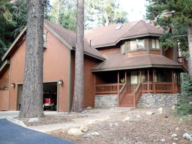 SOUTH LAKE TAHOE HOME  - ELEGANCE AT SOUTH LAKE TAHOE - South Lake Tahoe - rentals