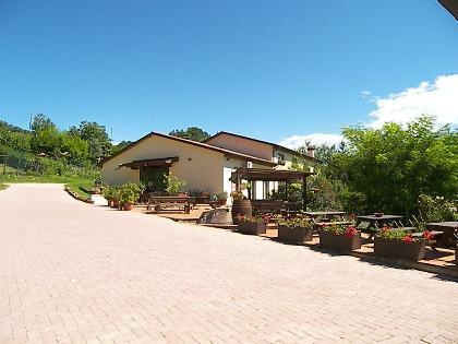 The Inn from the parking - Agriturismo Le Torreselle - Isola Vicentina - rentals