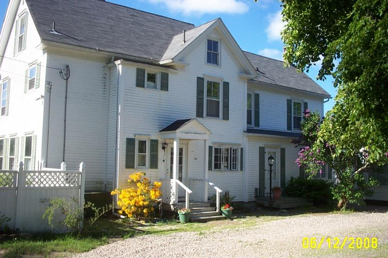 Front of Napier Cottage - A beautiful place for making lovely Maine memories - Southwest Harbor - rentals