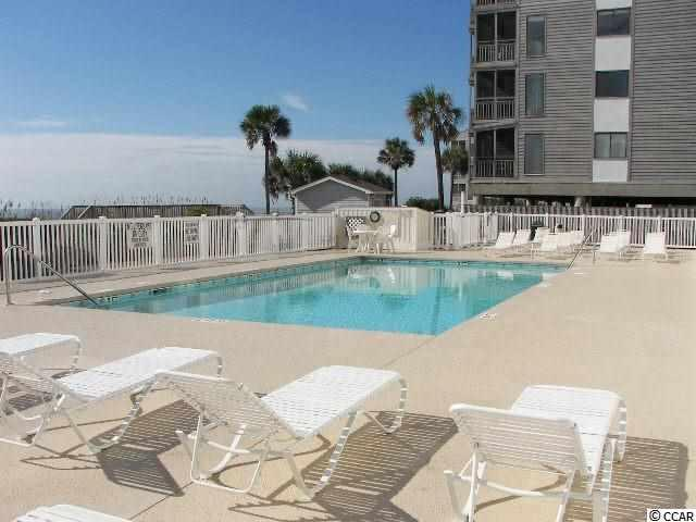 Oceanfront pool at APATB V - A Place at the Beach Cozy Condo, Shore Dr, Pool - Myrtle Beach - rentals