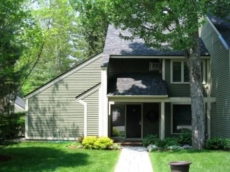 Exterior - Early Summer - Spacious 2BR Resort Home at Topnotch Resort and Spa...Just steps away from the POOL and SPA!! - Stowe - rentals