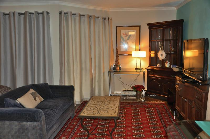 Open Concept Living Room - DELUXE ! Heart of the Montreal! NYC Style Condo. - Montreal - rentals