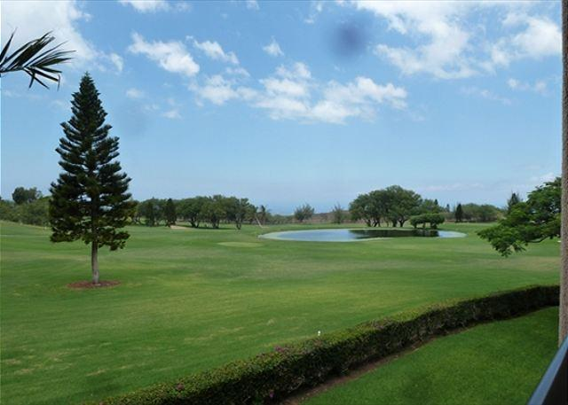 View from Lanai - #WF A210 - Waikoloa Fairways A210 - Kailua-Kona - rentals