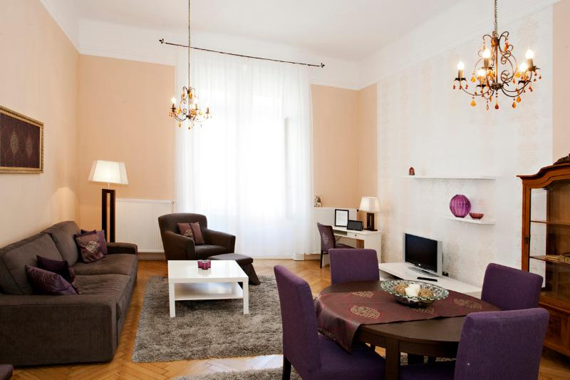 Luxury apartment is in the center! - Image 1 - Budapest - rentals