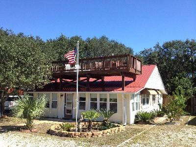 Welcome to All Decked Out! - ALL DECKED OUT - $99 per night for rest of 2014! - Mexico Beach - rentals