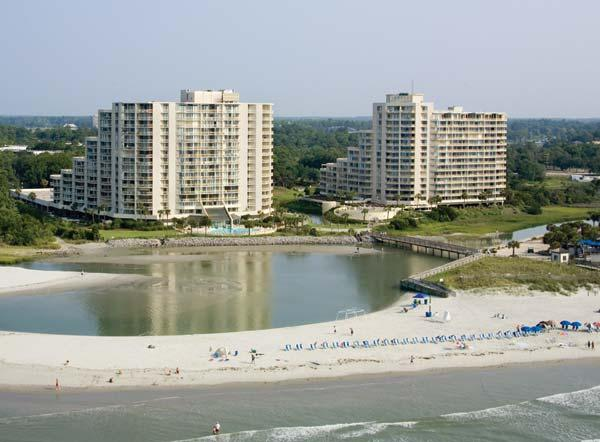 The Ocean Creek Towers - Oceanfront @ Ocean Creek Resort, large 3BR condo! - Myrtle Beach - rentals