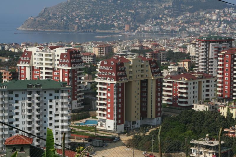 overview of the complex - Luxury apartment Cikcilli/Alanya - Alanya - rentals