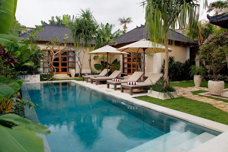 In the heart of Seminyak - new Villa Dayak - Image 1 - Seminyak - rentals