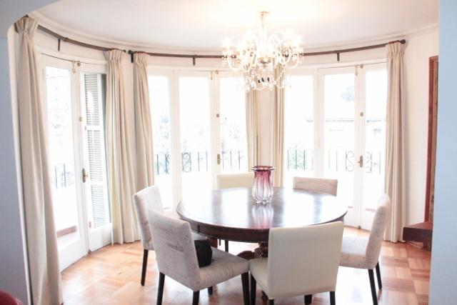 120 mts2   French Style apartment built in 1948  / Andes view - Image 1 - Santiago - rentals