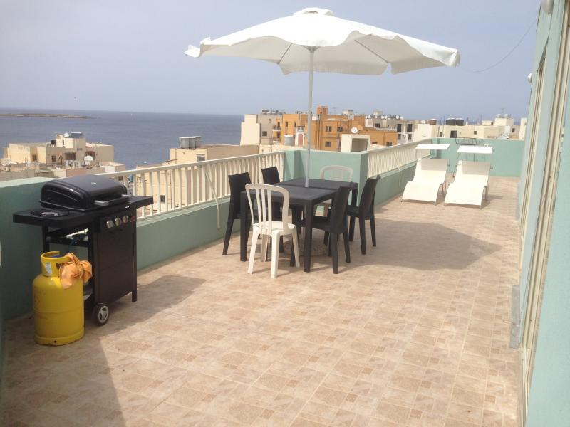 Outdoor Living - Rose Corner Apartment - Saint Paul's Bay - rentals