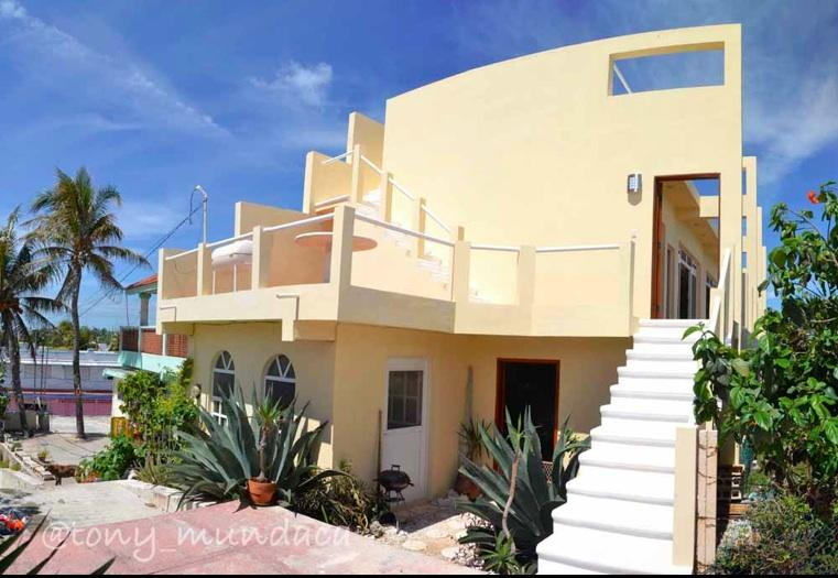 House - Beautiful view from Cliff House above the Caribbean - Isla Mujeres - rentals