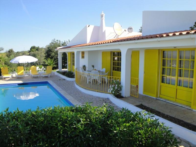 Front View - A Secret Place near Albufeira - Quinta do Mirante - Albufeira - rentals