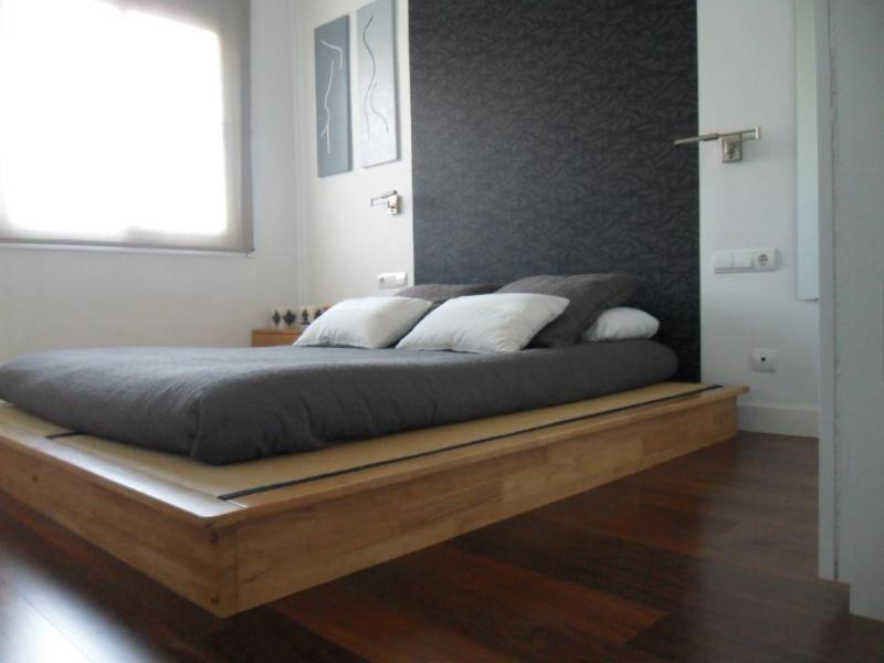 Main bedroom - Lovely and quiet beach apartment!!! - Barcelona - rentals