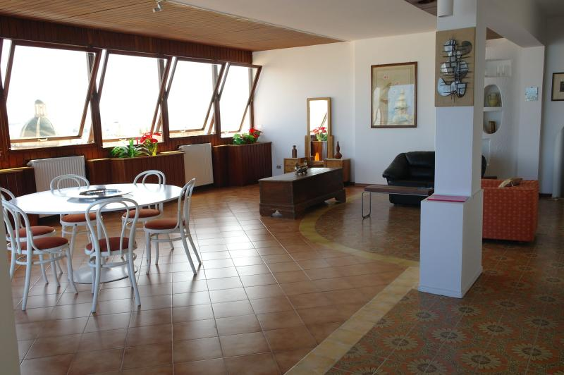 Casa vacanze Attico, marvellous penthouse just in the center, panoramic vewing - Image 1 - Mazara del Vallo - rentals