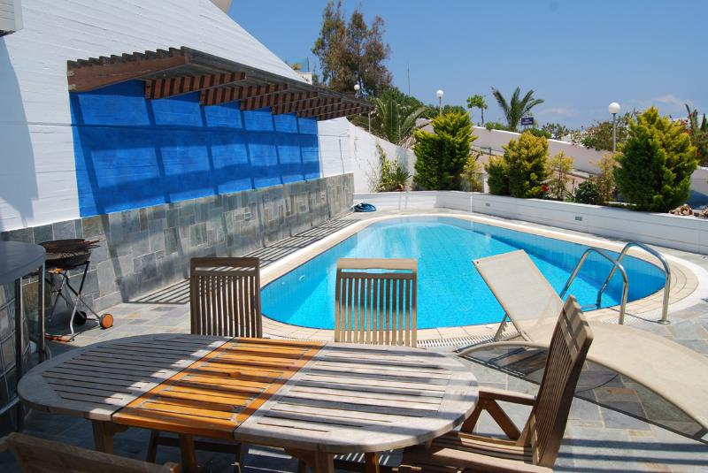 Private Pool - Amazing Villa at Theseas Complex in Crete - Heraklion - rentals