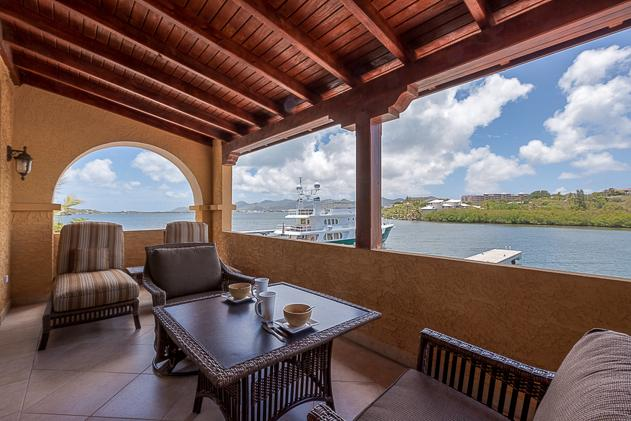 Marina 360 at Cupecoy, Saint Maarten - Marina View, Walk To Beach, Communal Pool - Image 1 - Cupecoy - rentals