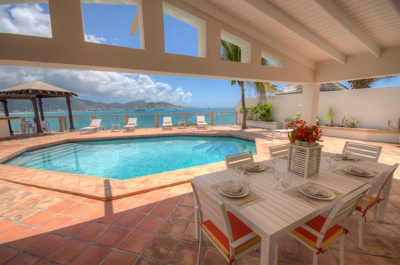 La Vista Grande at Beacon Hill, Saint Maarten - Ocean View, Walk To Beach, Pool - Image 1 - Beacon Hill - rentals