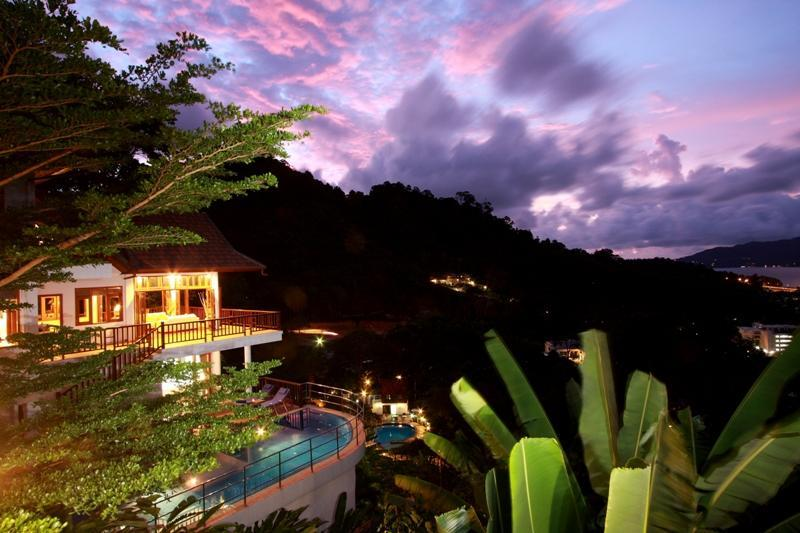 Luxury Sea View Private Villa in Phuket Patong - Image 1 - Patong - rentals