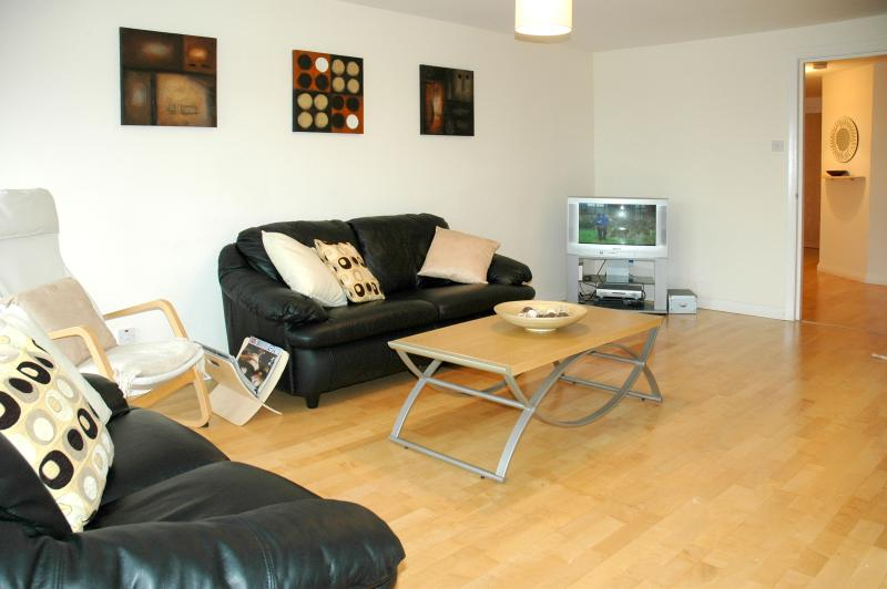 Open plan lounge - Newcastle Apartment County Down Northern Ireland - Newcastle - rentals